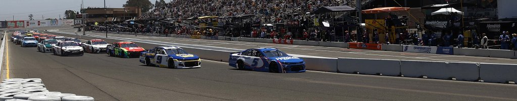 Sonoma Race Results: June 6, 2021 (NASCAR Cup Series)
