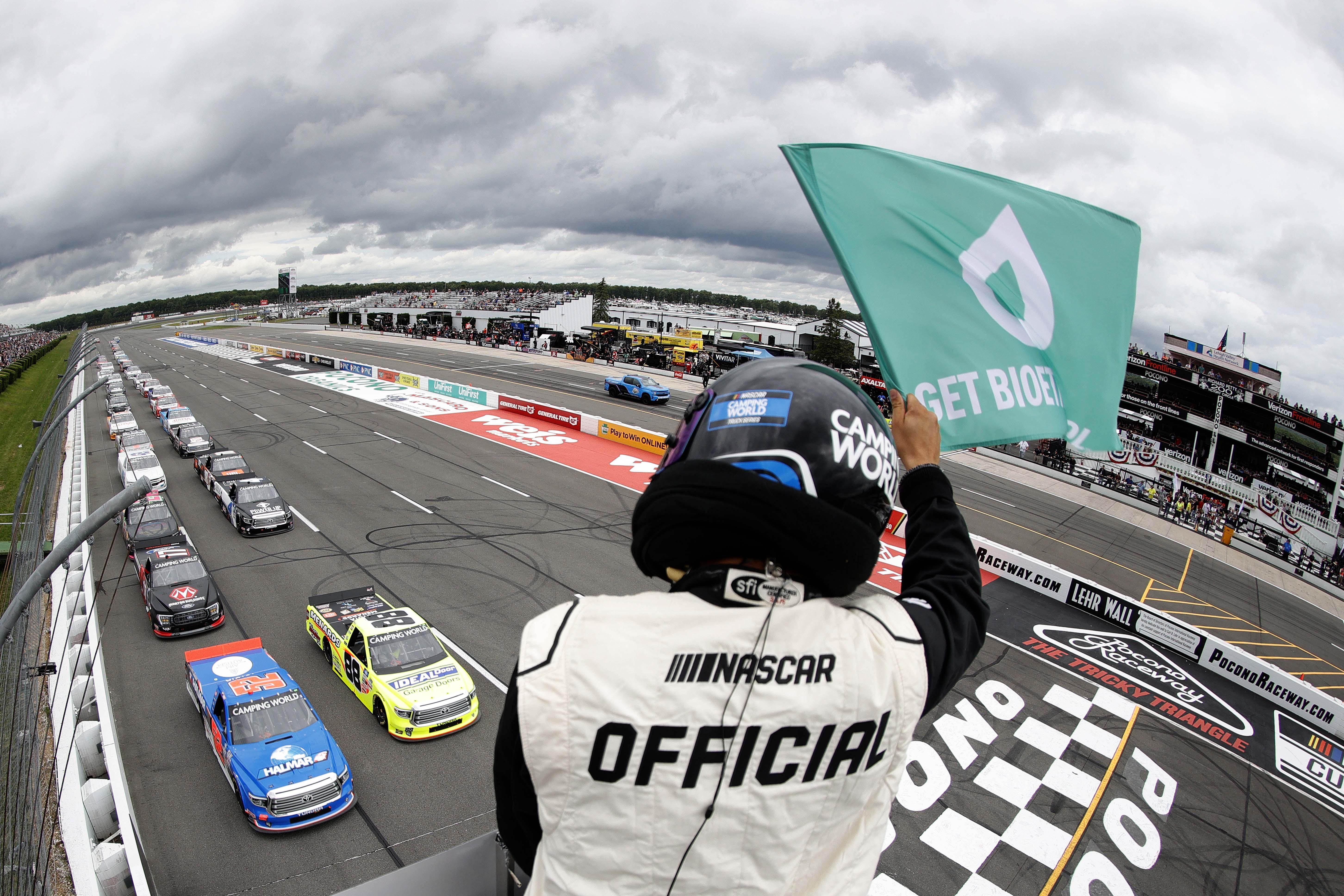NASCAR Truck Series - Pocono Raceway