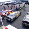NASCAR Xfinity Series Garage Area