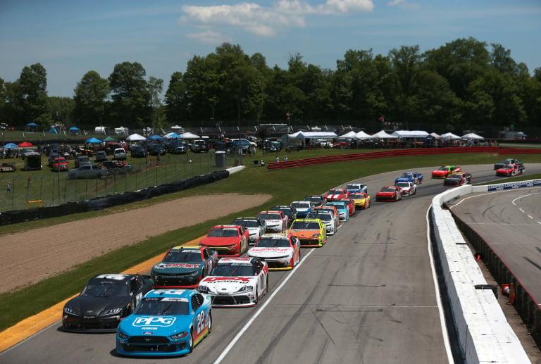 NASCAR Xfinity Series - Mid-Ohio Sports Car Course