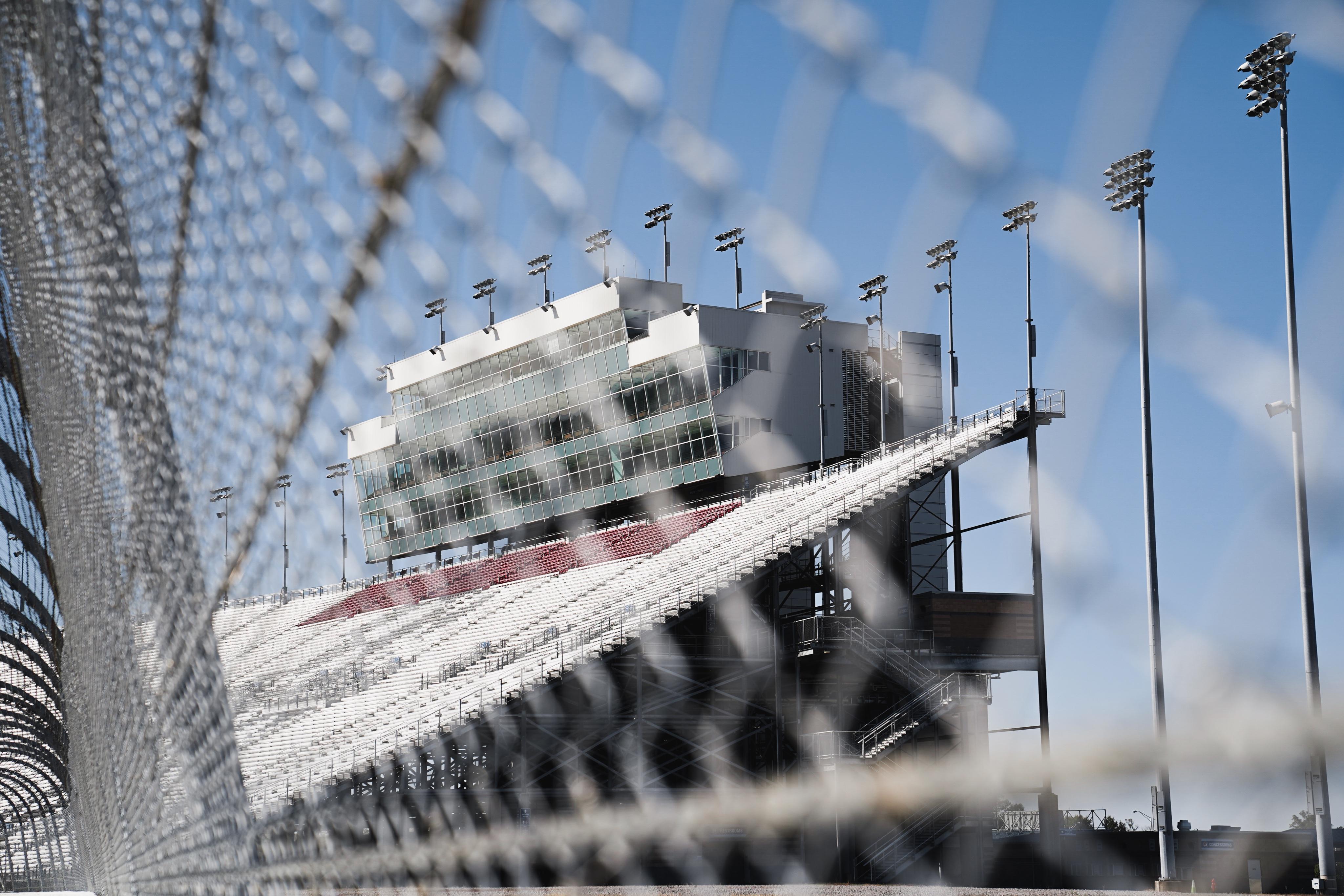 Nashville SuperSpeedway - NASCAR Track