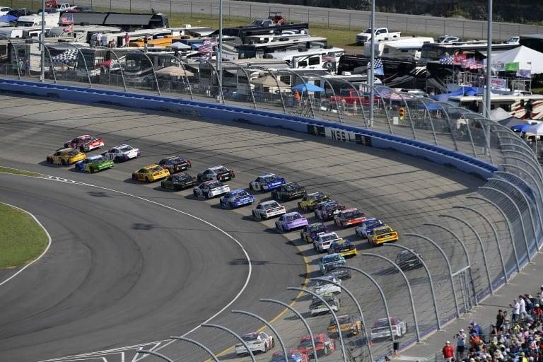 Nashville Superspeedway - NASCAR Cup Series