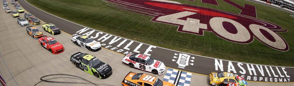 Nashville Race Results: June 19, 2021 (NASCAR Xfinity Series)