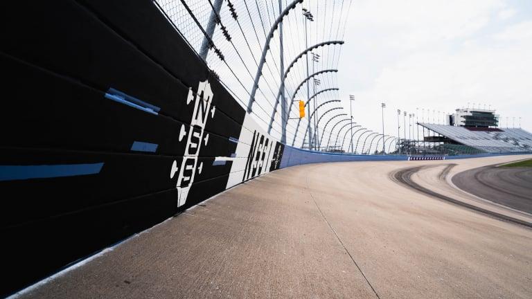 Nashville Superspeedway - TN Track