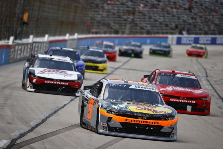 Noah Gragson - Texas Motor Speedway - NASCAR Xfinity Series