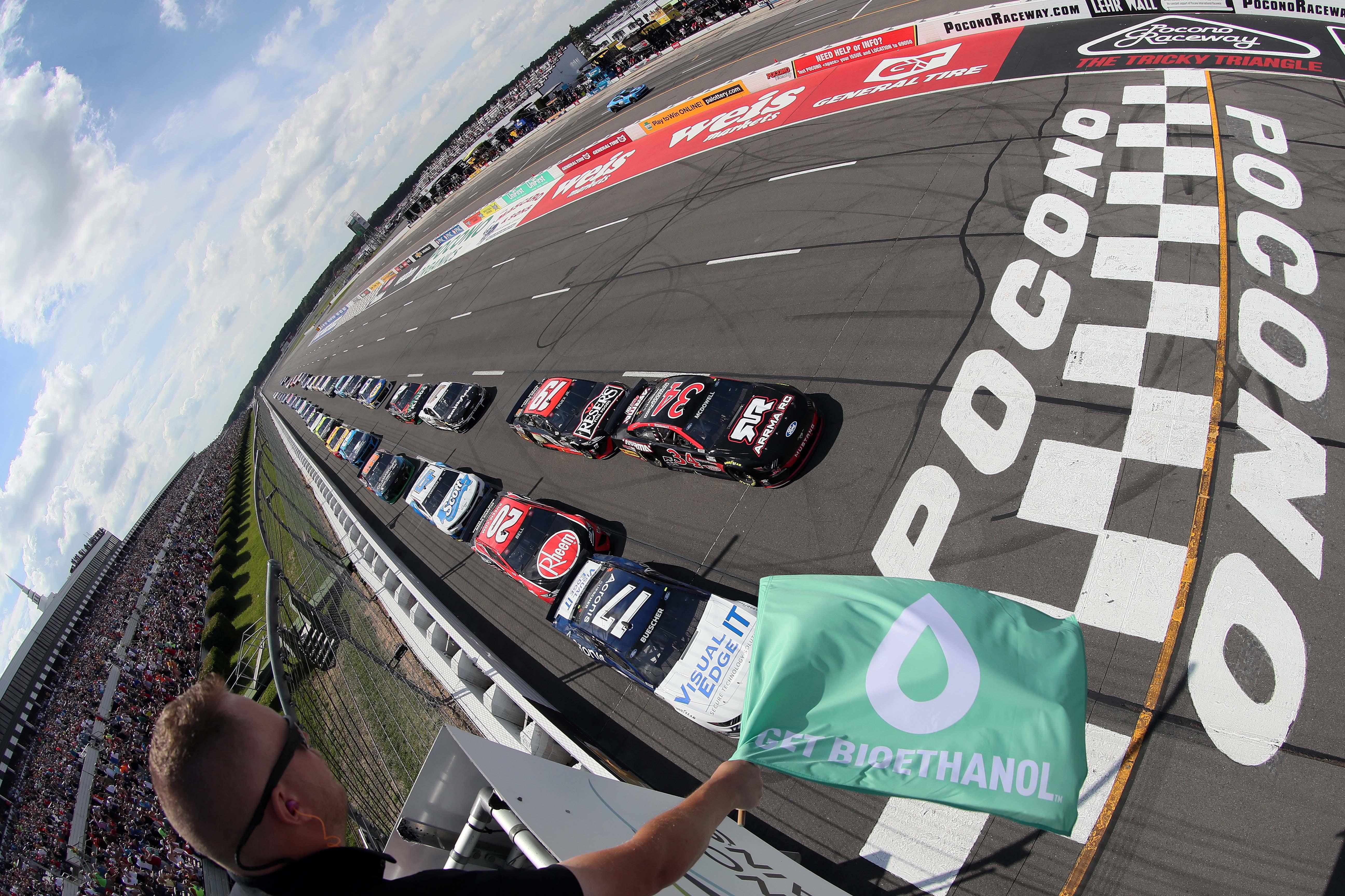 Pocono Raceway - NASCAR Cup Series