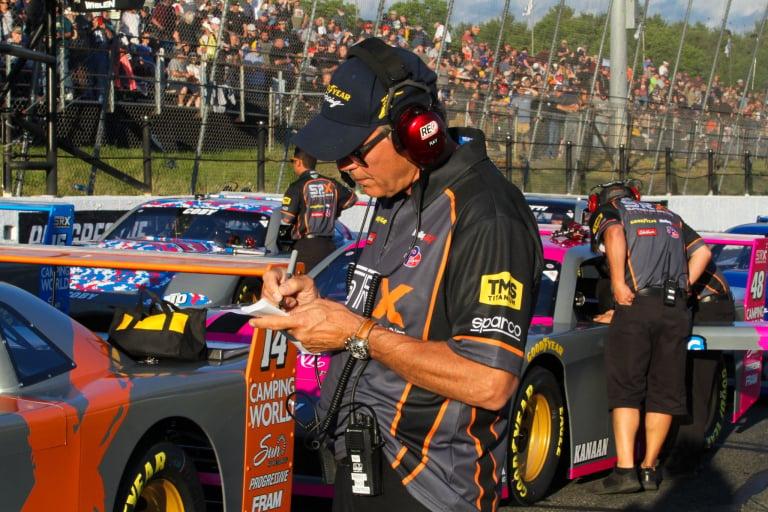 Ray Evernham - SRX Series - Stafford Motor Speedway