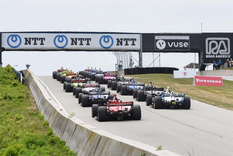 Road America - Indycar Series