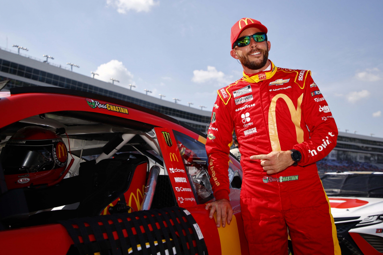 Ross Chastain - Driver - NASCAR All-Star Open- Texas Motor Speedway