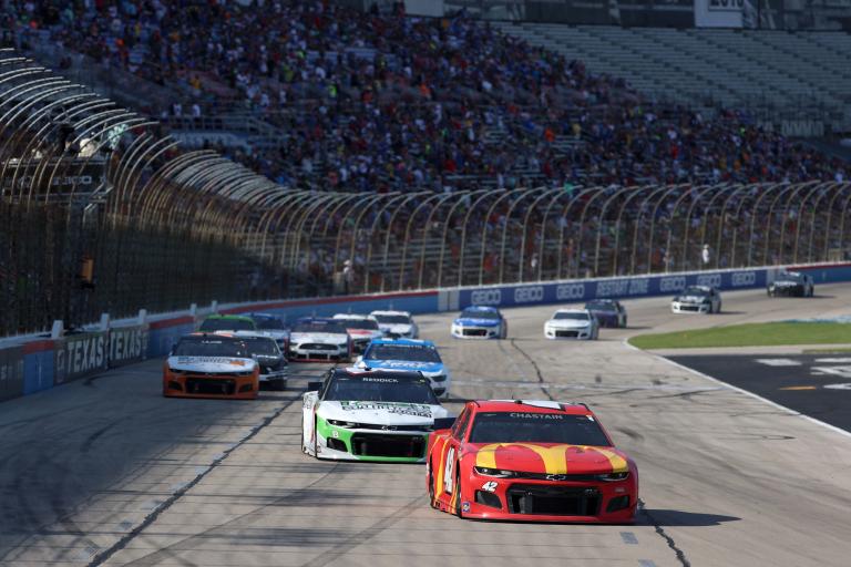 Ross Chastain - NASCAR All-Star Open- Texas Motor Speedway