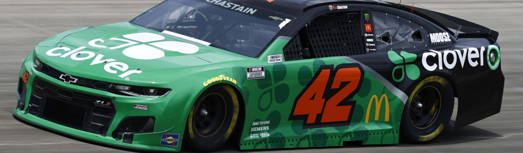 Ross Chastain to Trackhouse Racing in 2022 NASCAR season