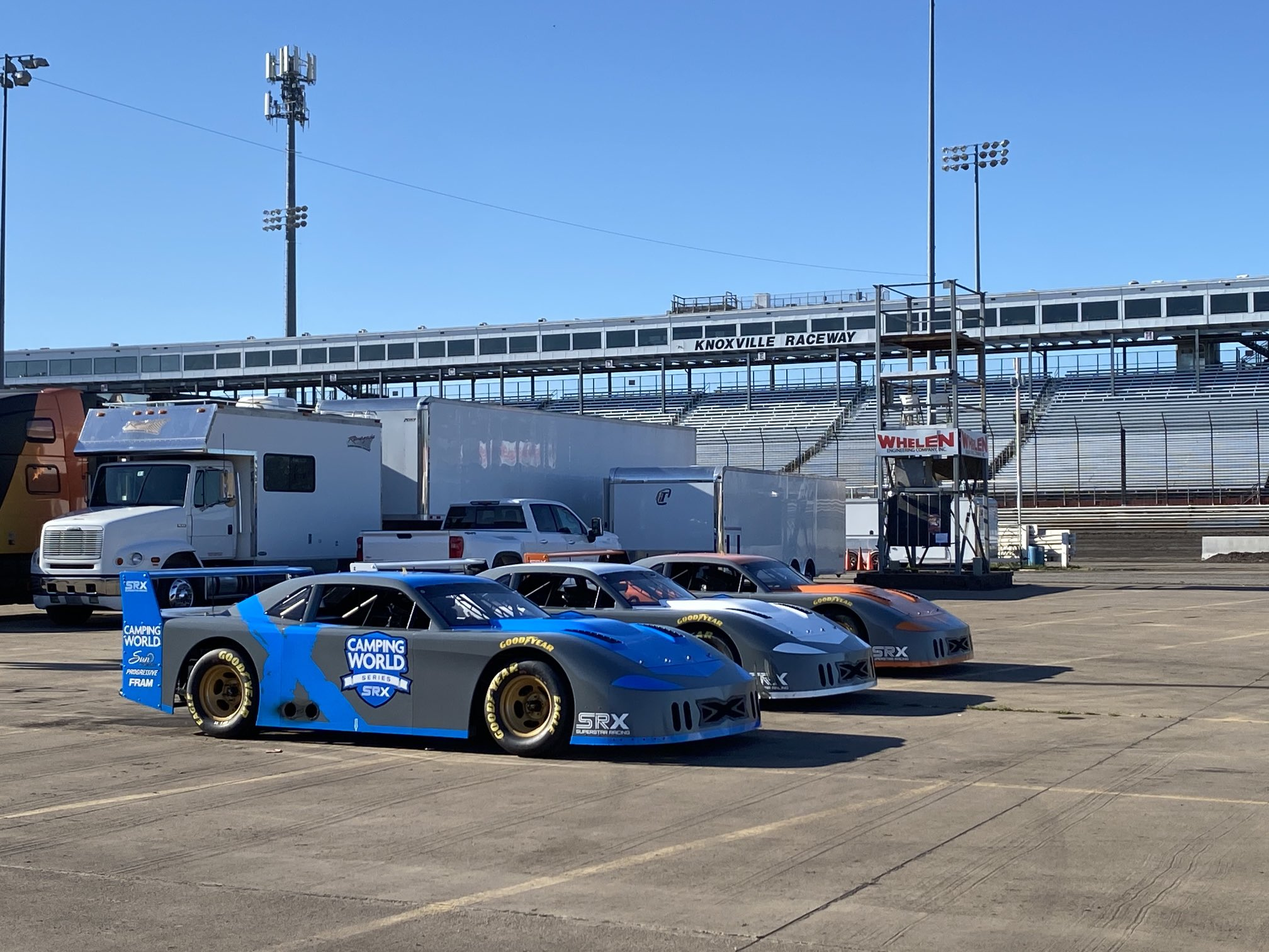 SRX Series - Knoxville Raceway