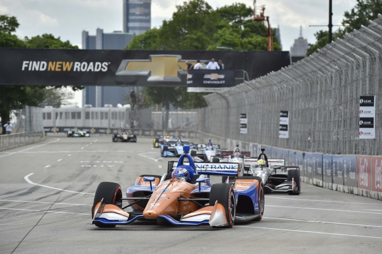 Scott Dixon - Detroit Grand Prix - NTT Indycar Series