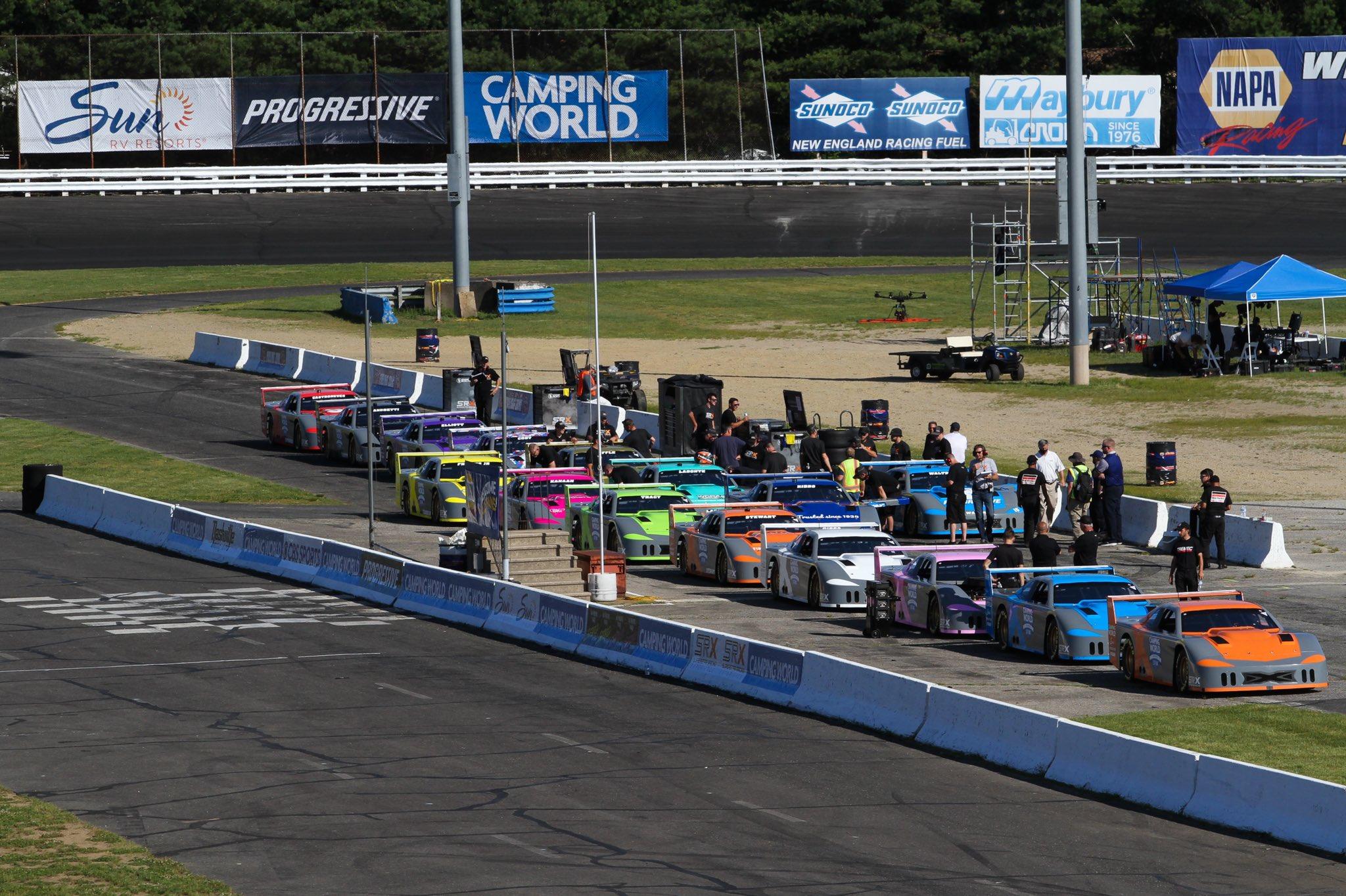 Stafford Motor Speedway - SRX Series