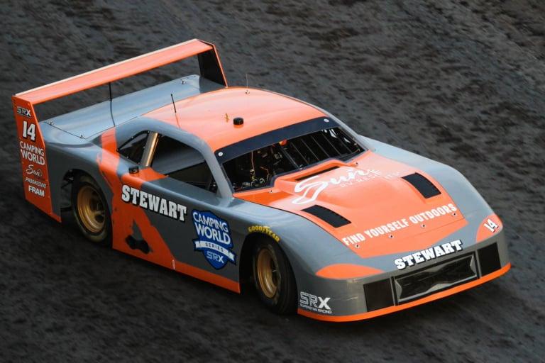 Tony Stewart - SRX Series - Knoxville Raceway