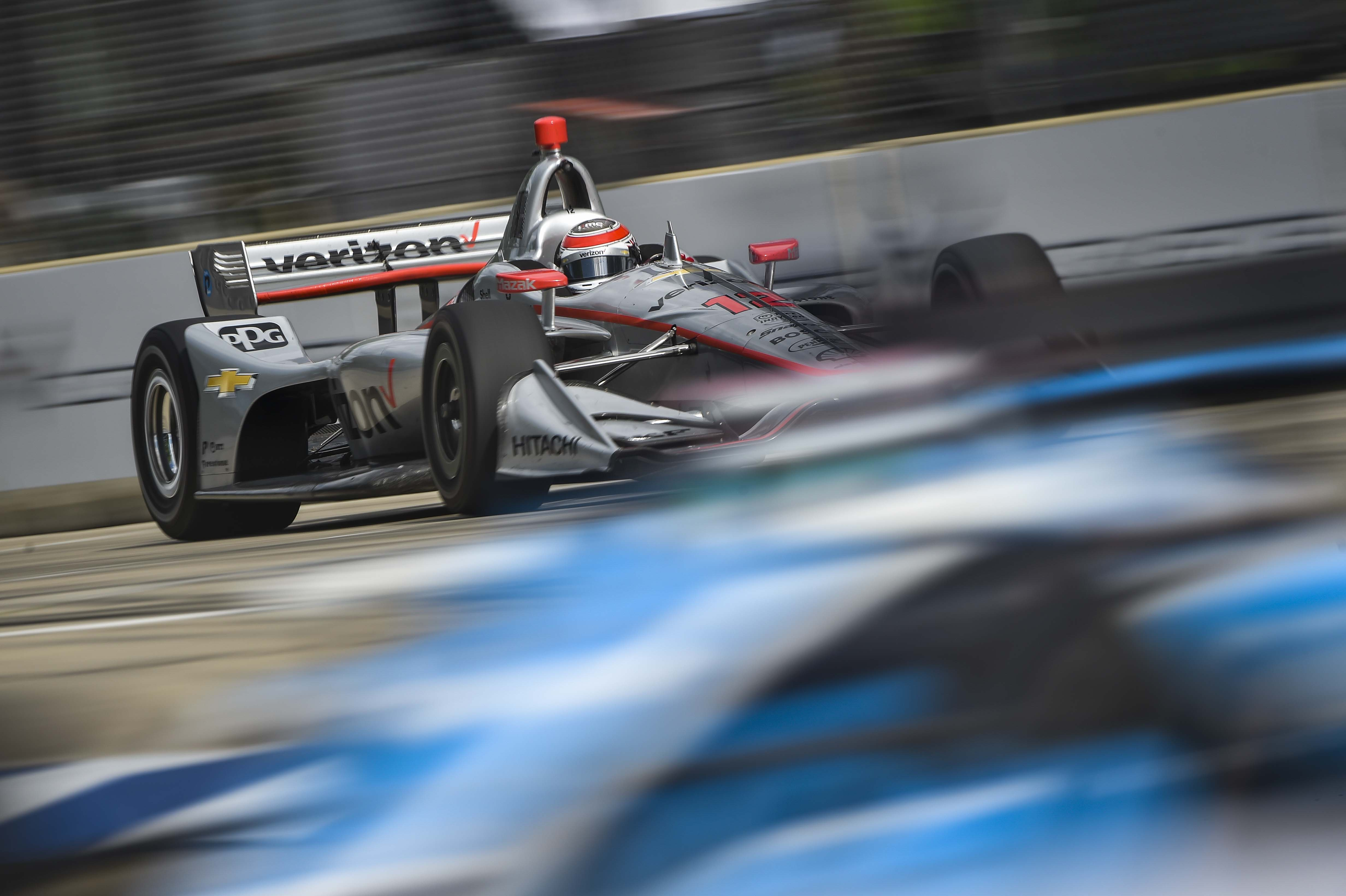 Will Power - Detroit Grand Prix - NTT Indycar Series
