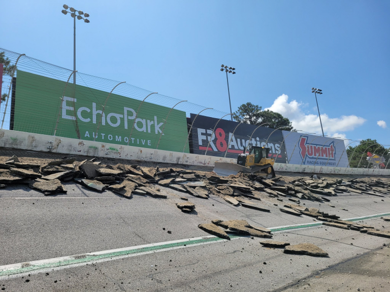 Asphalt - Atlanta Motor Speedway