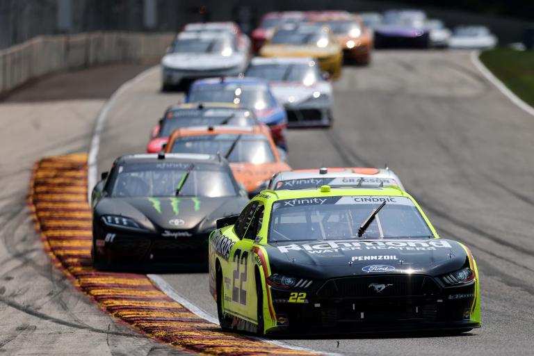 Austin Cindric - NASCAR Xfinity Series - Road America