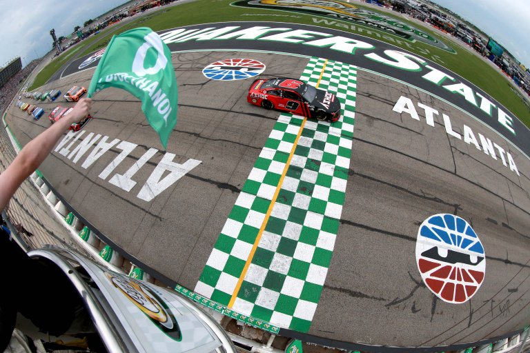 Chase Elliott - Atlanta Motor Speedway - NASCAR Cup Series
