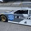 Chase Elliott - SRX Series - Nashville Fairgrounds Speedway