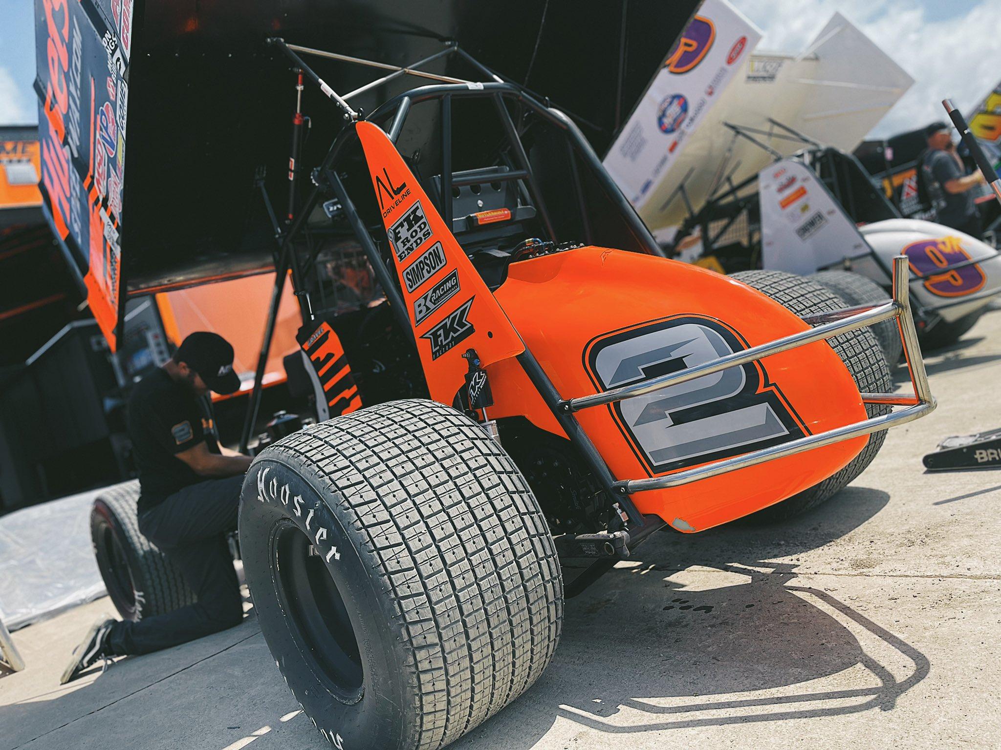 David Gravel - Dirt Sprint Car - World of Outlaws