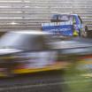 Devon Rouse - NASCAR Truck Series - Knoxville Raceway Dirt Track Racing