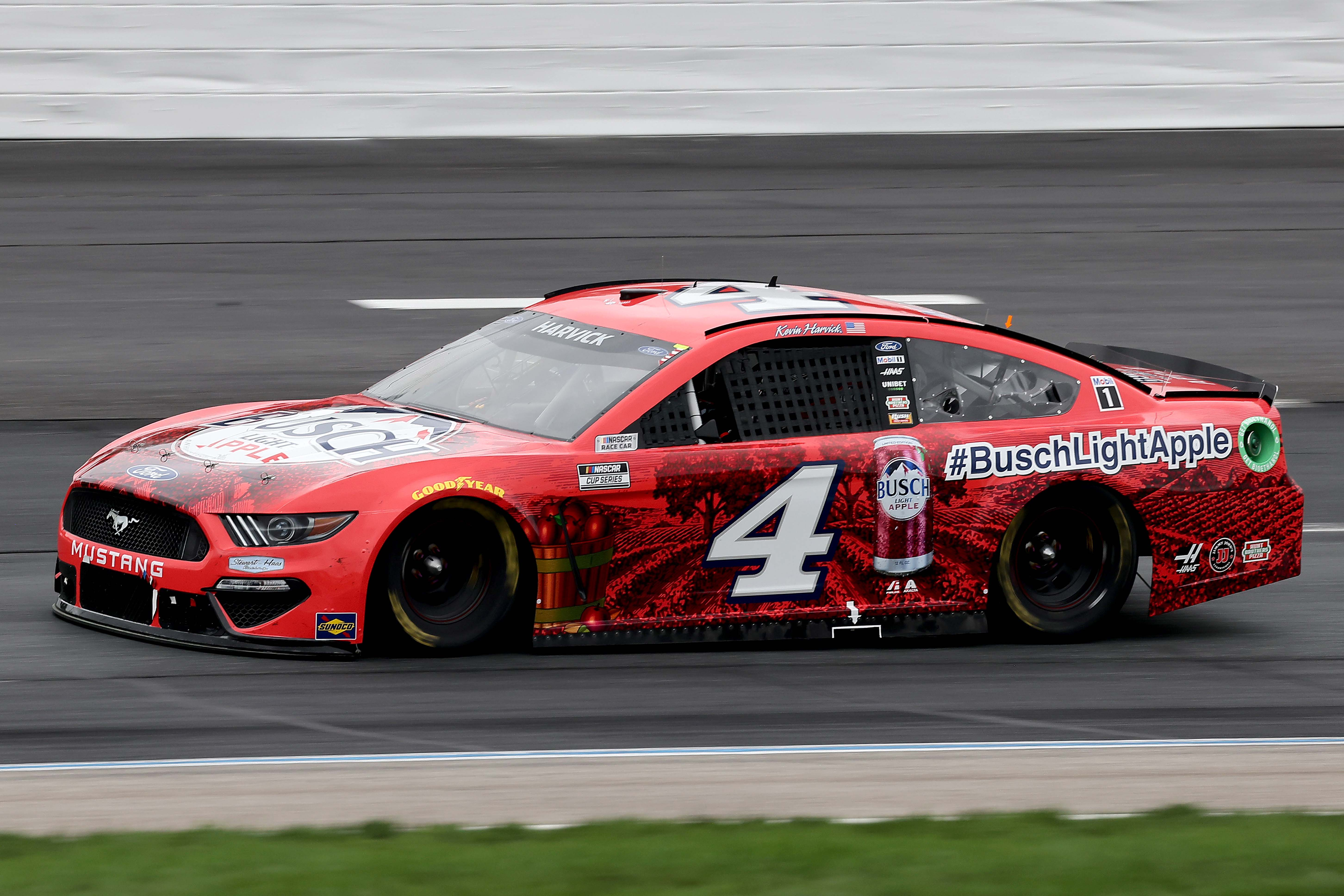 Kevin Harvick - New Hampshire Motor Speedway - NASCAR Cup Series
