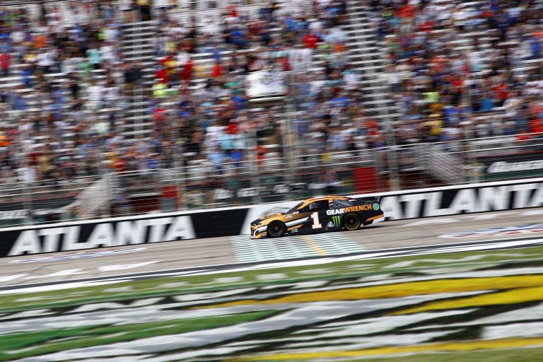 Kurt Busch - Atlanta Motor Speedway - NASCAR Cup Series