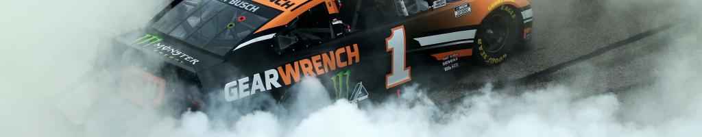 Kyle Busch ditches brother Kurt Busch after Atlanta Motor Speedway