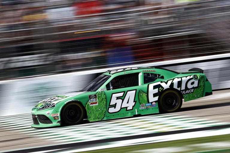 Kyle Busch - Atlanta Motor Speedway - NASCAR Xfinity Series