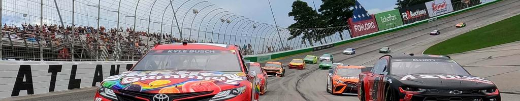 Atlanta Race Results: July 11, 2021 (NASCAR Cup Series)