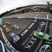Kyle Busch, Martin Truex Jr - New Hampshire Motor Speedway - NASCAR Cup Series