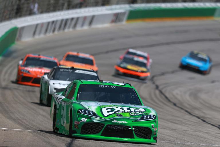 Kyle Busch - NASCAR Xfinity Series - Atlanta Motor Speedway