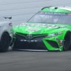 Kyle Busch hits pace car at New Hampshire Motor Speedway