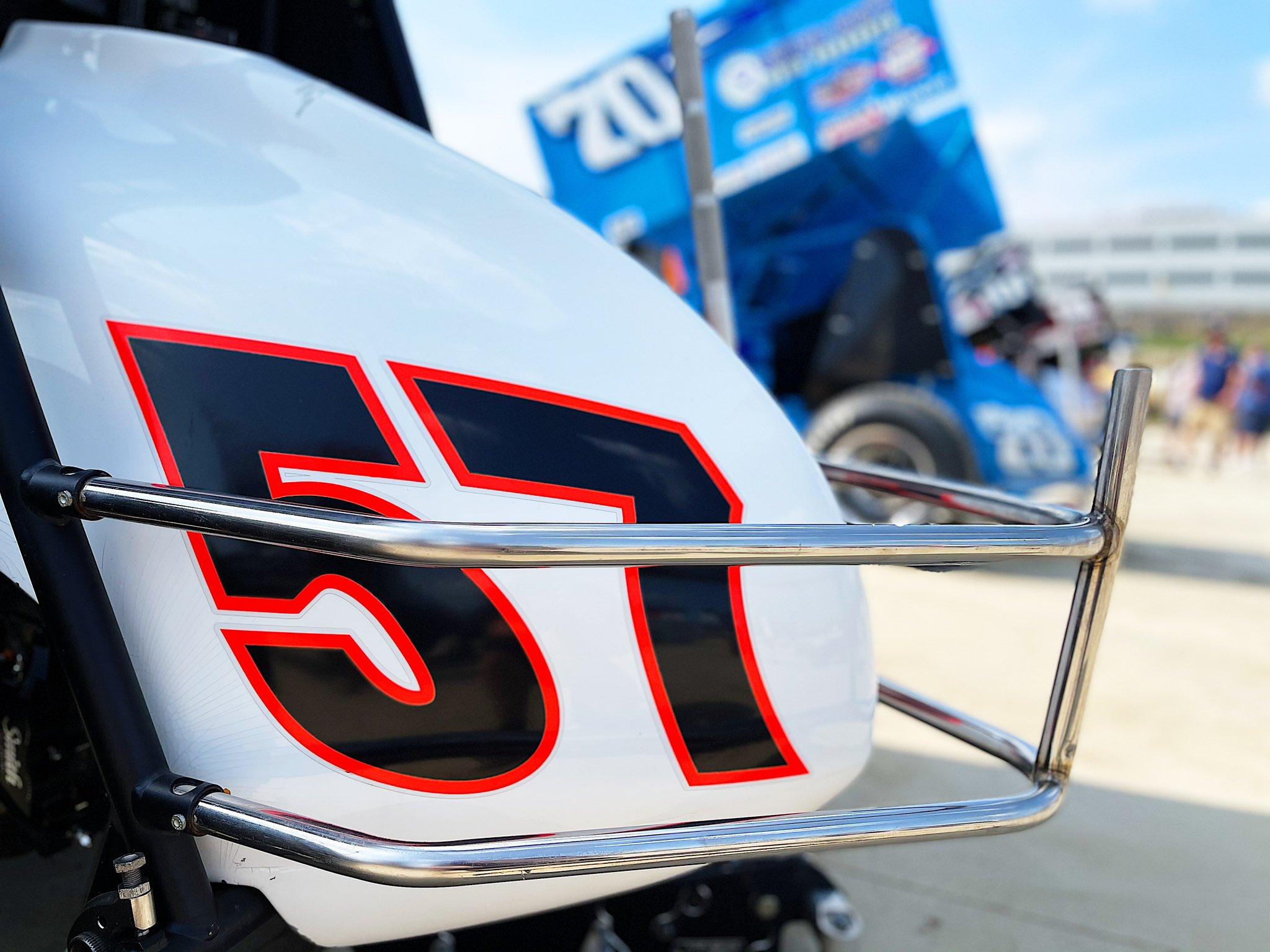 Kyle Larson - World of Outlaws Sprint Car Series