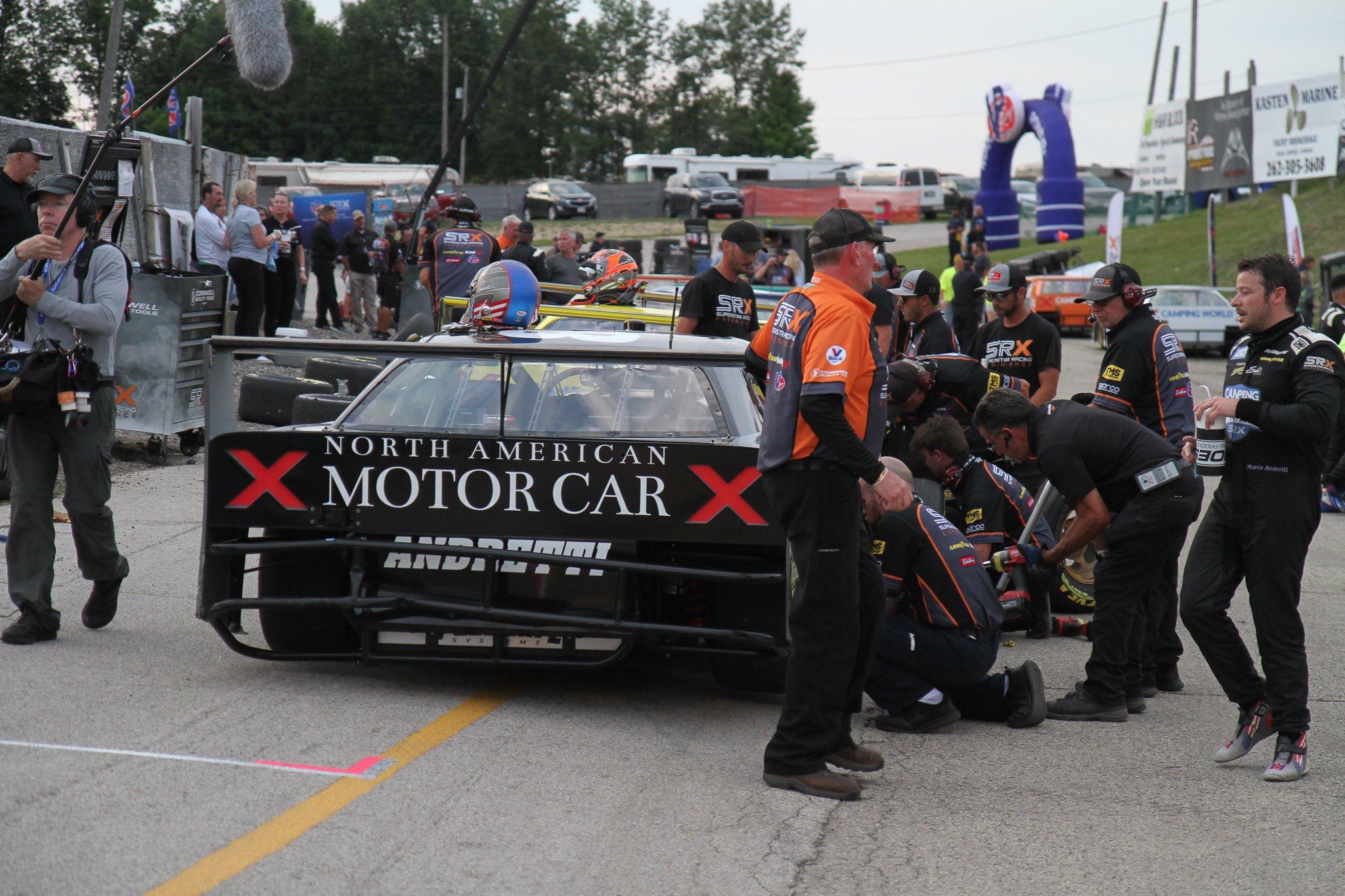 Marco Andretti - SRX Series