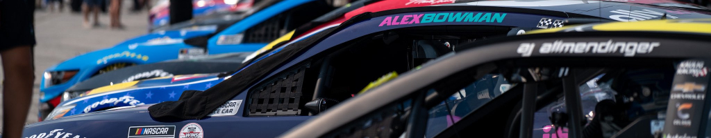 Road America Starting Lineup: July 2021 (NASCAR Cup Series)