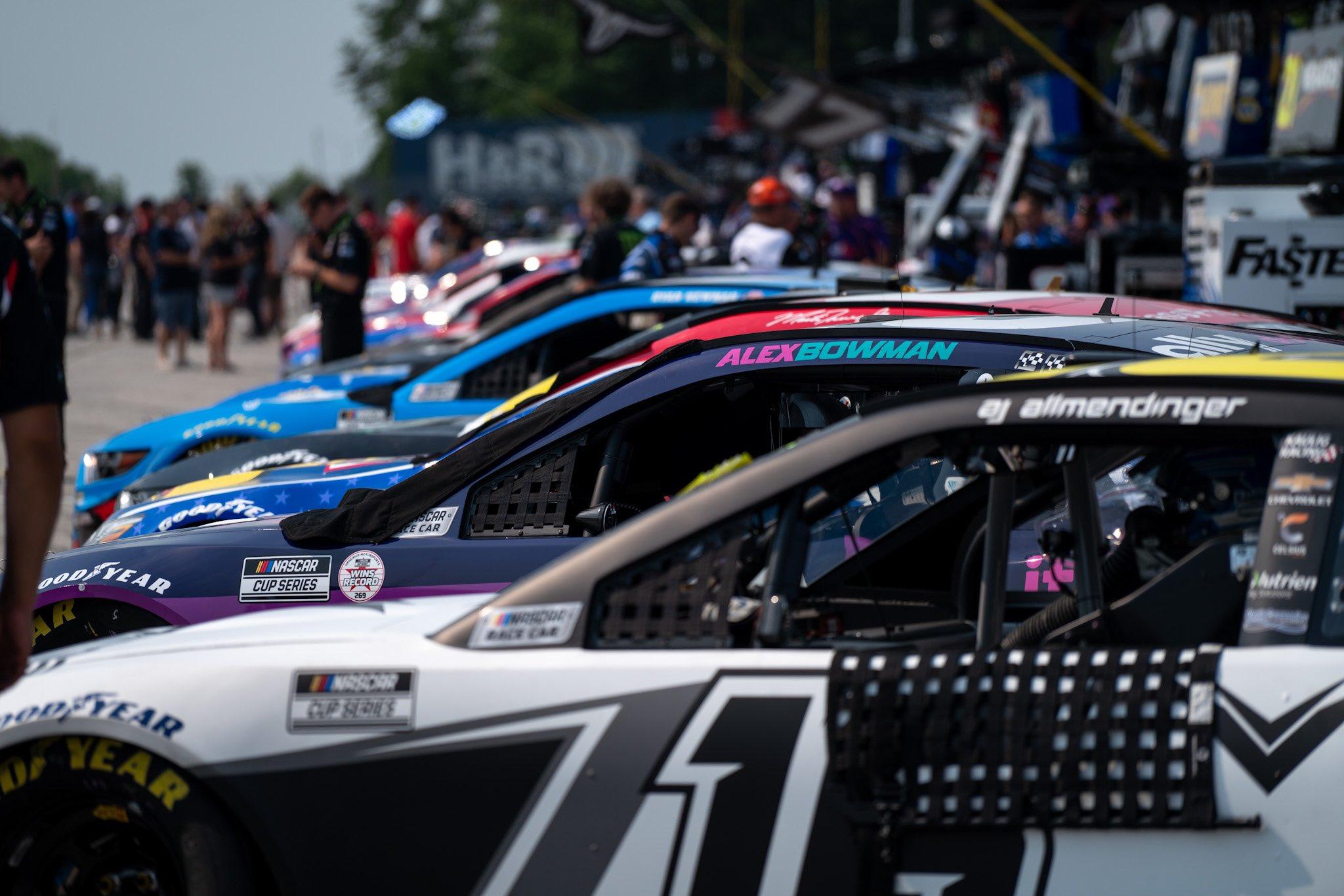 NASCAR Cup Series - Road America