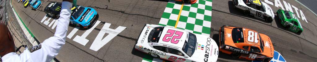Atlanta Race Results: July 10, 2021 (NASCAR Xfinity Series)