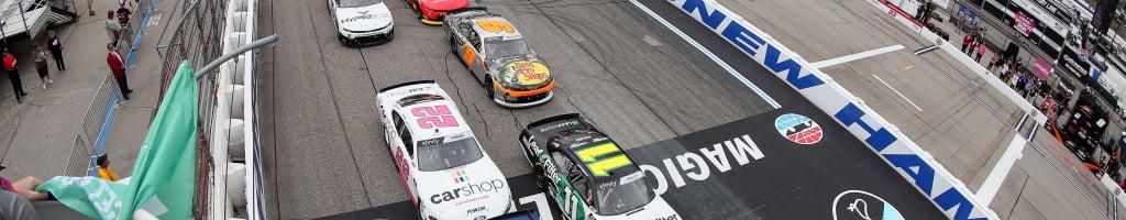 New Hampshire Results: July 17, 2021 (NASCAR Xfinity Series)
