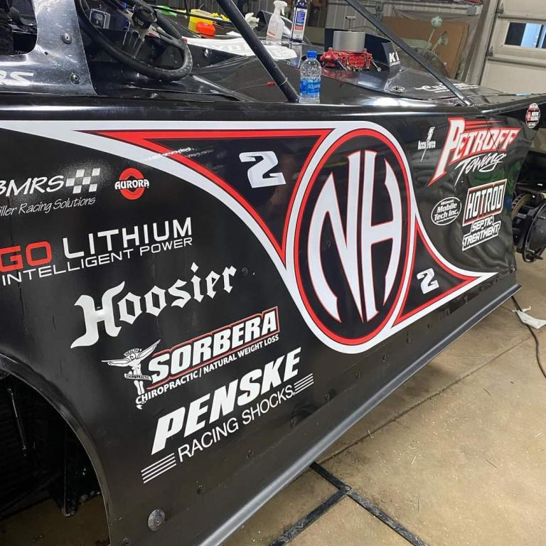 Nick Hoffman - Scott Bloomquist Racing
