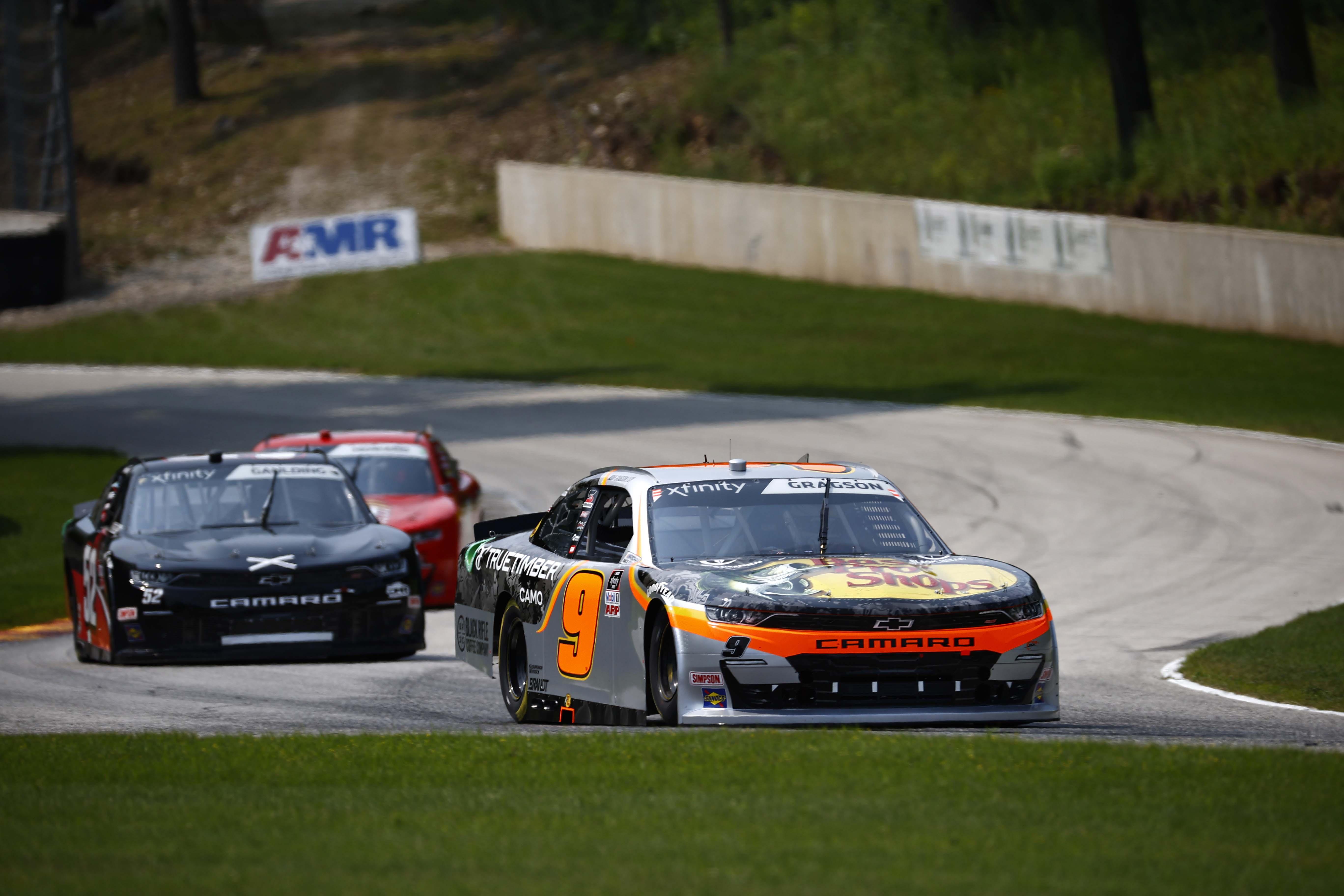 Noah Gragson - Road America - NASCAR Xfinity Series