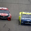 Ryan Blaney, Christopher Bell - New Hampshire Motor Speedway - NASCAR Cup Series