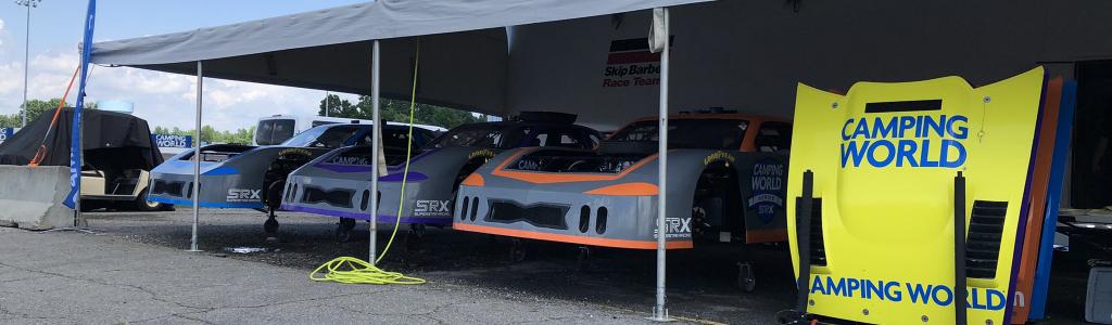 SRX TV Schedule/Lineup: July 2021 (Lucas Oil Raceway)
