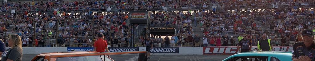 SRX Results: July 3, 2021 (Lucas Oil Raceway)