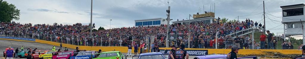 SRX Results: July 10, 2021 (Slinger Speedway)