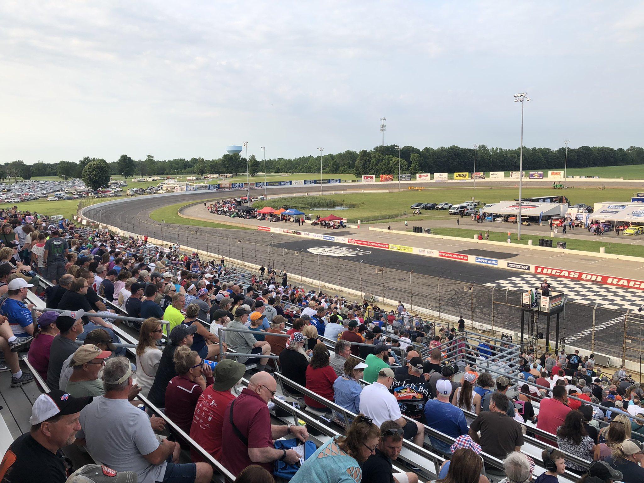 SRX Series at Lucas Oil Raceway