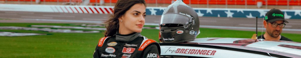 Toni Breidinger moves to Venturini Motorsports