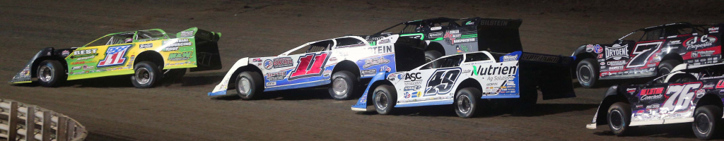 I-80 Speedway Results: July 21, 2021 (Lucas Late Models)