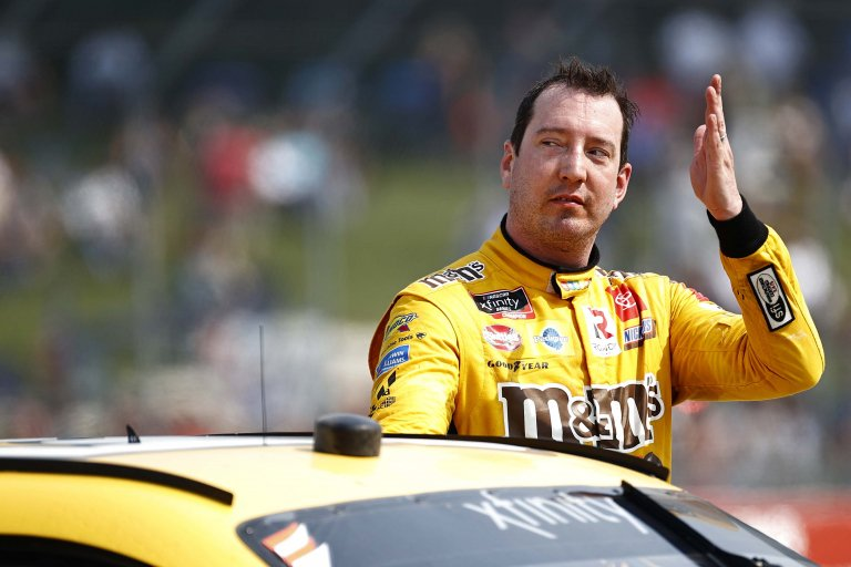 Winner Kyle Busch - NASCAR Xfinity Series - Road America